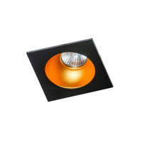 AZzardo Hugo 1 Black Downlight -