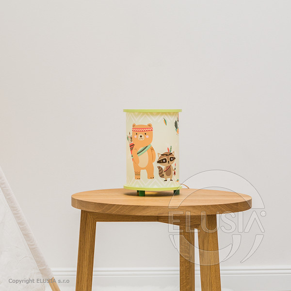 Elobra Little Indians Table -