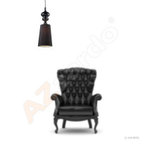 AZzardo Baroco Black -